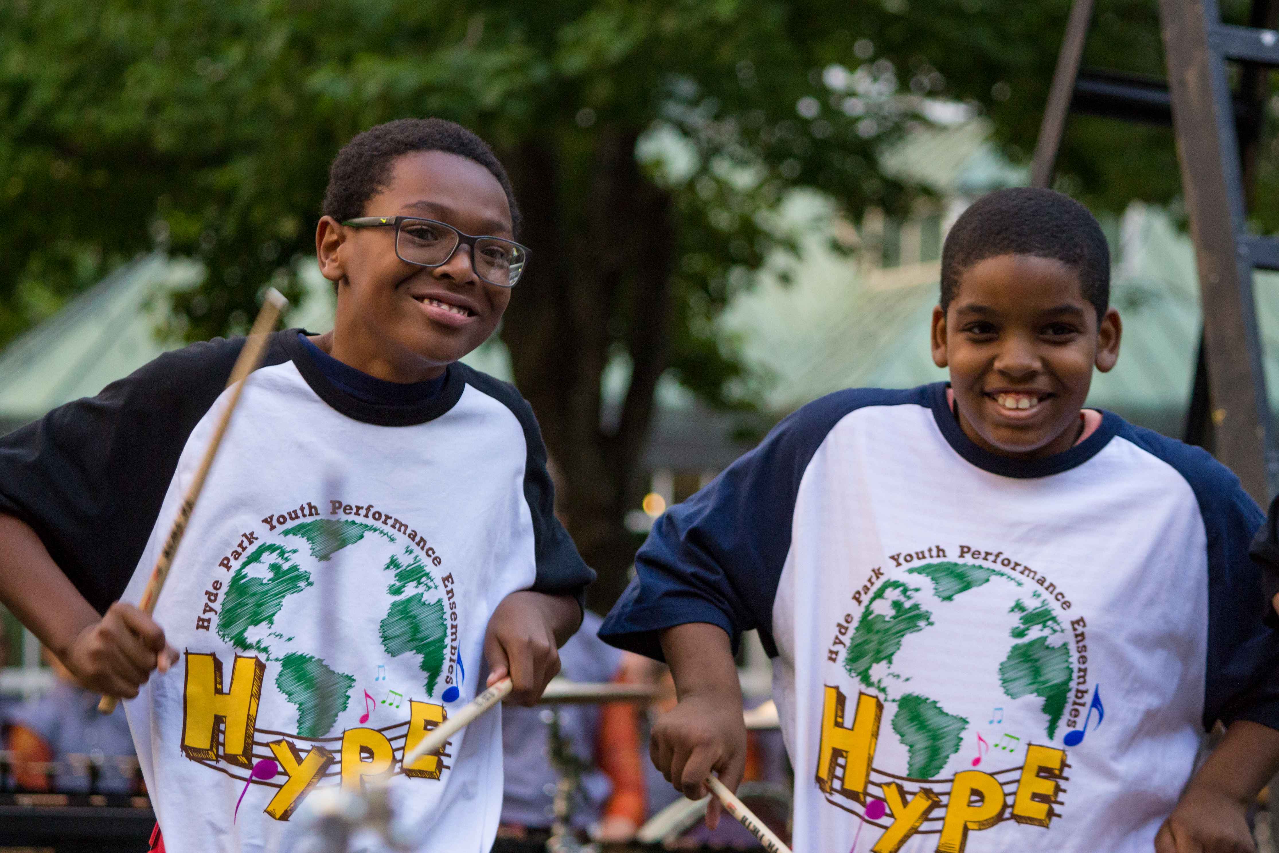 Hyde Park Youth Percussion Ensemble (HpYPE)